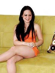 Check out this hot bangin babe get her hot box pounded hard on the couch for first time on cam