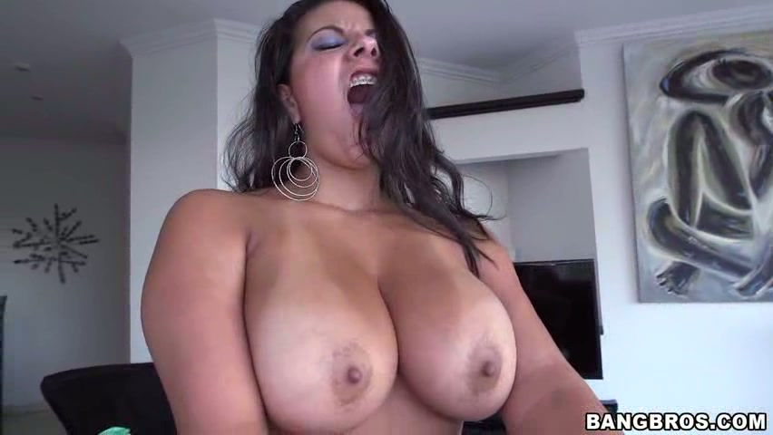 Columbian big tits