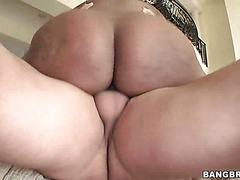 Monique has a phat ass