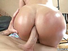 Big Dick In Her Ass!
