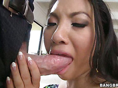 Side of anal with my Asian