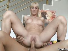 Slut Latina likes sucking on a hard Dick Outdoors