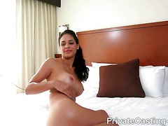 Latina pussy is the best