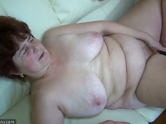 OldNanny Older women fucking with younger women