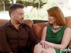 New couples enjoyed the life of swinging