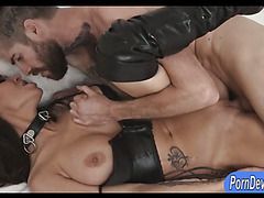 Huge boobs Sandee Westgate rough fucking