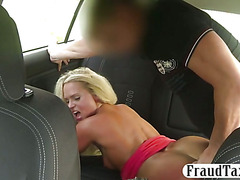 Hot ass amateur blonde fucked for free