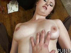 Czech slut fucked in exchange for money
