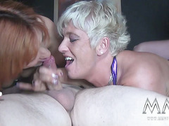 Sharing a strangers cock