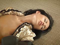 Gina gets mandhandled