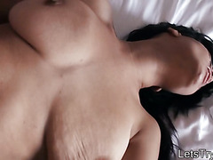 Kinky gf screwed in the ass on camera
