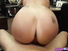 The Puppy Girl Gets Fucked