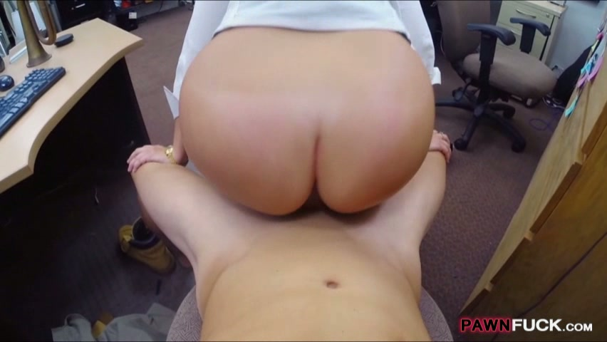 Big ass getting nailed