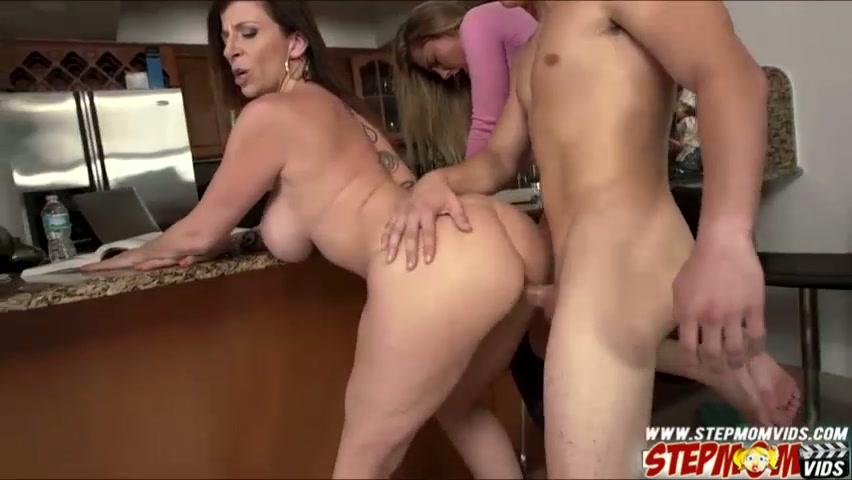 Sara jay milf threesome