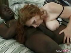 Horny MILF Helps Herself