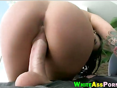 Huge butt whore Christy Mack banged by throbbing hard cock