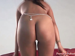 Enjoy Watching Sexy Sweet Striptease
