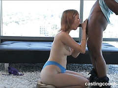 Amateur Eddi was a real cock milker She really knew how to wrap those lips around the shaft and suck