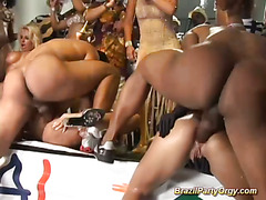 extreme anal groupsex orgy