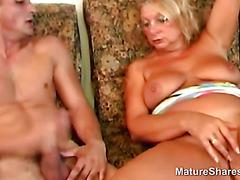 Mature Waiting For A Cum