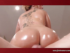 Sensual Klara Gold receives a particular treatment in the ass - ForDreamers