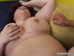 Harmony Has Her Fat Jiggled & Slammed