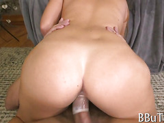 Sex with gorgeous slut