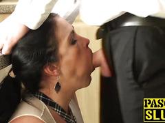 Montse Swinger has got a insatiable appetite for a big dick