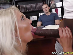 Lexi Lowe loves Anal with BBC - Cuckold Sessions