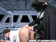 Star Wars Hardcore Anal