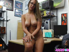 Poor Layla London Needs Some Dough Which I Give Her In Return For A Fuck