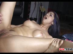 Latina Slut Anal Fun