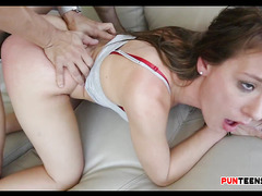 Amateur Teen Domination And Pussy Destruction Callie Calypso
