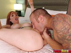 Anal Fucking With Her Ex starring Lauren Phillips