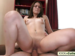 Incredible college orgy with young and lusty vixens with hot bodies