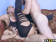Phoenix  is a cock-crazed slut who has an unquenchable thirst for hot cum