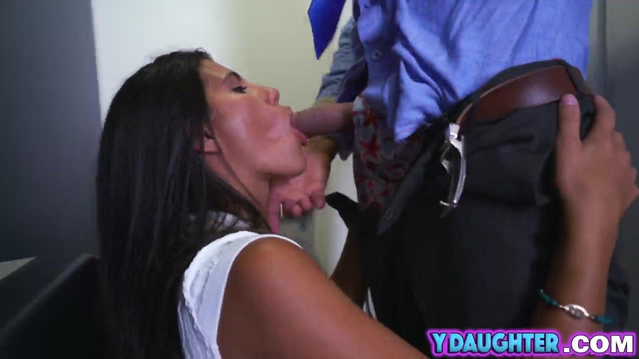 Daughter Fucks Dad Work