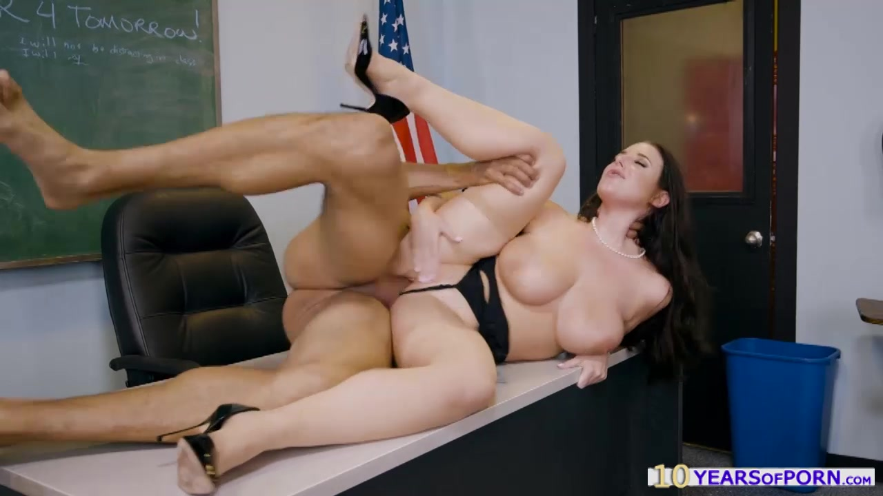 Fucking My Big Tit Teacher