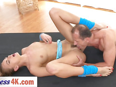 Hot Ivana Sugar Spreads Her Legs To Get Her Pussy Licked