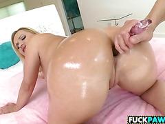 Katja Kassin and her german big butt