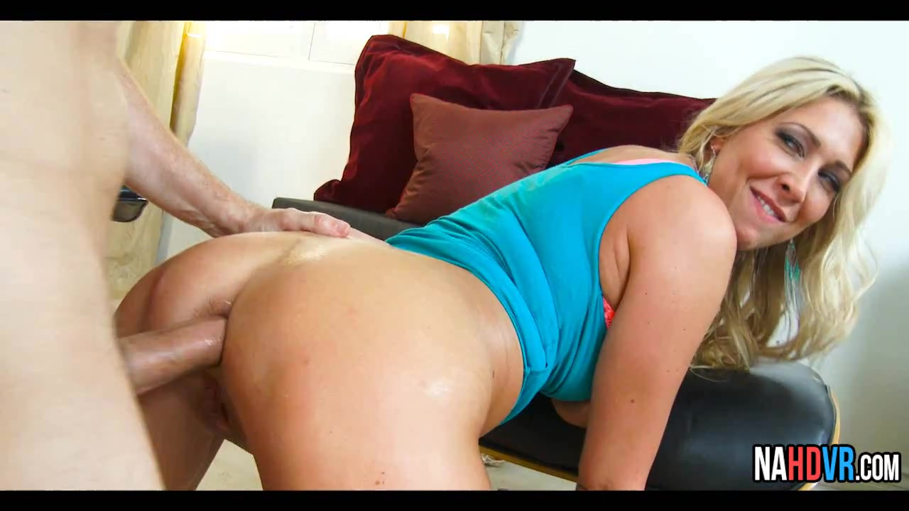 Anal Thick Cock nice tits blonde anal fucked thick cock lexi lowe