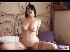 Cock Riding Sexy Nice Tits Babe Charley Chase