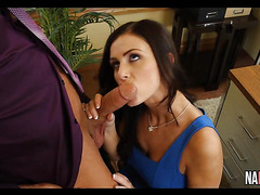 Boss Takes Advantage Of The New Hot Teen Intern Whitney Westgate