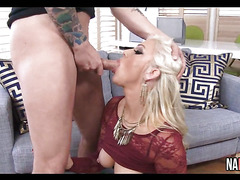 Seducing The MILF Next Door Cameron Dee