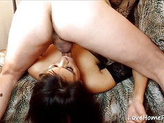 Making Him Cum After A Hot Pleasing Session