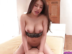 Mei would love a big cock to ruin her pussy
