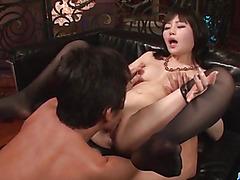 Hikaru Kirameki makes magic by sucking and fucking hard
