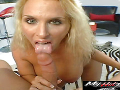 Milf Holly Halston and her fun bags are a great time