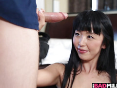 Marica Hase receiving Dylans big cock so deep