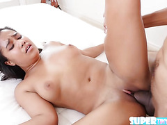Big boobs brunette Loni Legend gets hammered by dudes huge cock